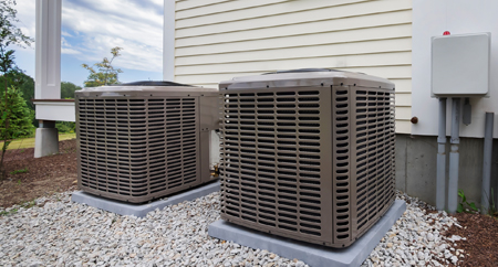 best phoenix ac units installed side-by-side